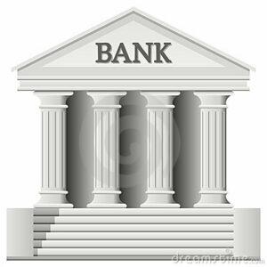 Ilustrasi bank sebagai salah satu lembaga keuangan yang harus berperan dalam upaya kesejahteraan TKI.