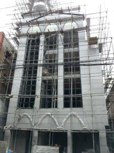 Pembangunan Masjid Sirothol Mustaqim Korea