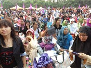 Buruh Migran Indonesia di Hong Kong