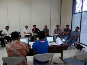 Diskusi Mengenai Bantuan Hukum untuk TKI yang Diselenggarakan Jaringan Buruh Migran di LBH Jakarta