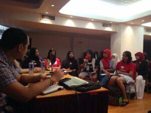Suasana Dialog JBMI dan KJRI Hong Kong