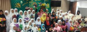 Suasana Selepas Wisuda Kelas Halaqoh Ahad