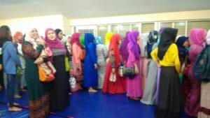 Halal Bihalal Usai Salat Ied di KBRI Kuala Lumpur