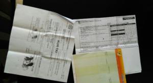 Bukti-bukti Pembayaran untuk KUR TKI