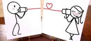 Ilustrasi Hubungan Jarak Jauh