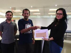 Figo Kurniawan, BMI Asal Malang Menangkan Kompetisi Puisi