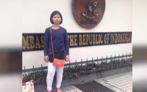 Rikhanati Zamanah (26), TKI yang Diberitakan Hilang Sudah Ditemukan di KBRI Kuala Lumpur