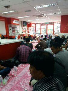 Komunitas Serantau dan Gusdurian Adakan Diskusi dan Doa Bersama