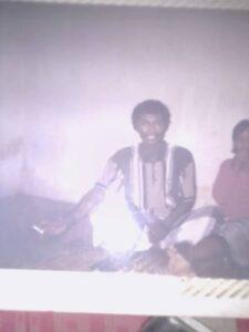 Sariadi, dalam Foto yang Dikirimkan Keluarganya Pada Redaksi Serantau