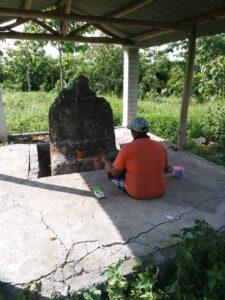 Situs Jaka Tarub di Desa Pandanarum