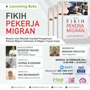 Peluncuran Buku Fikih Pekerja Migran